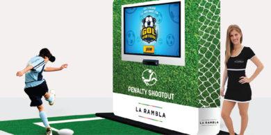 Penalty Shootout: Realidad Virtual