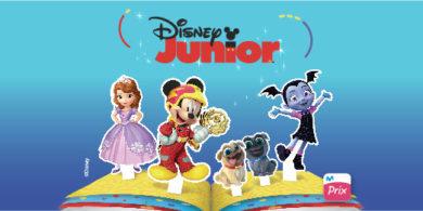 Mundo de diversión Disney Junior