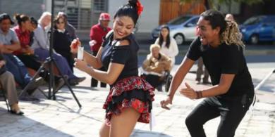 Máster Class Show Afroperuano