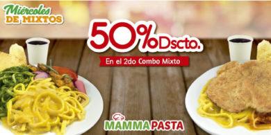 Miércoles de Mamma Pasta